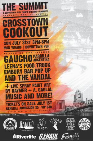 The Crosstown Cookout presented by The Summit