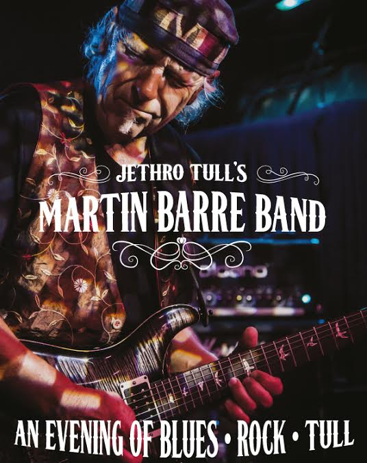 Tickets for An Evening with Jethro Tull's Martin Barre! in ...