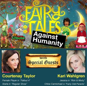 Fairy Tales Against Humanity