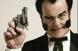 Unknown Hinson at The Wooly