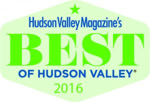 Best of Hudson Valley Restaurant Winner 2016