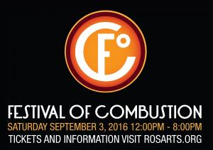 Festival of Combustion 2016