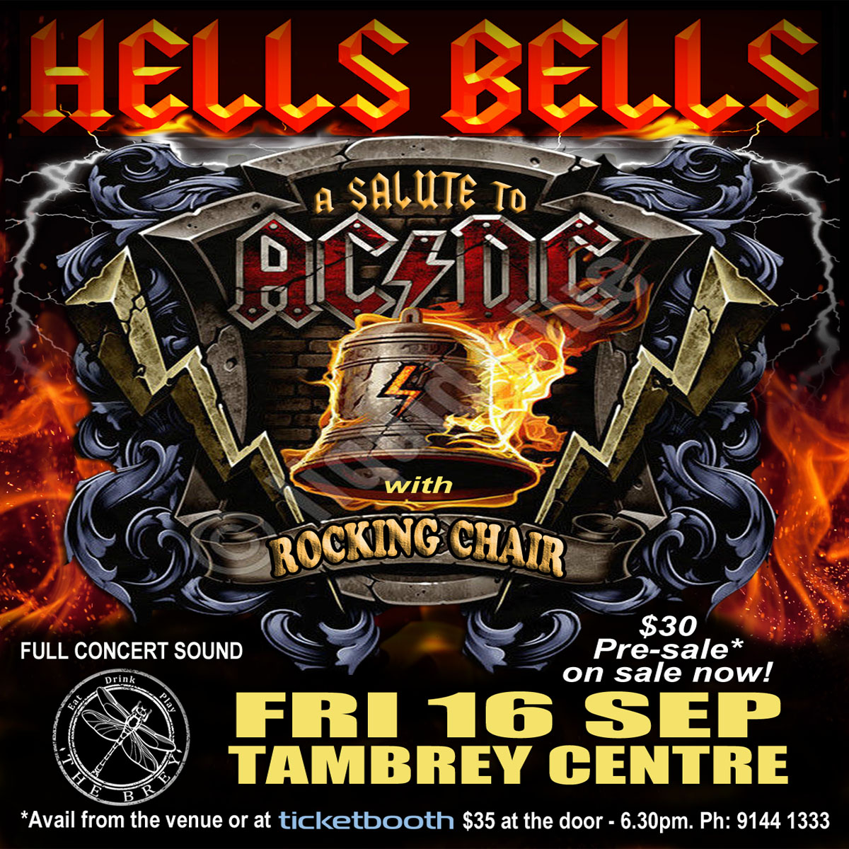 HELLS BELLS: A Salute to AC/DC
