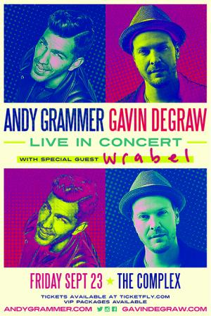 Andy Grammer & Gavin DeGraw