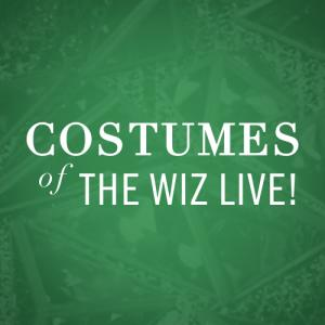 The Wiz Live! Costume Exhibit Opening Celebration