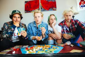 SWMRS / The Frights / Underdog Story