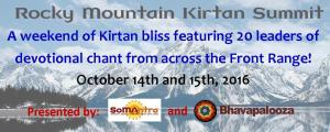 Rocky Mountain Kirtan Summit