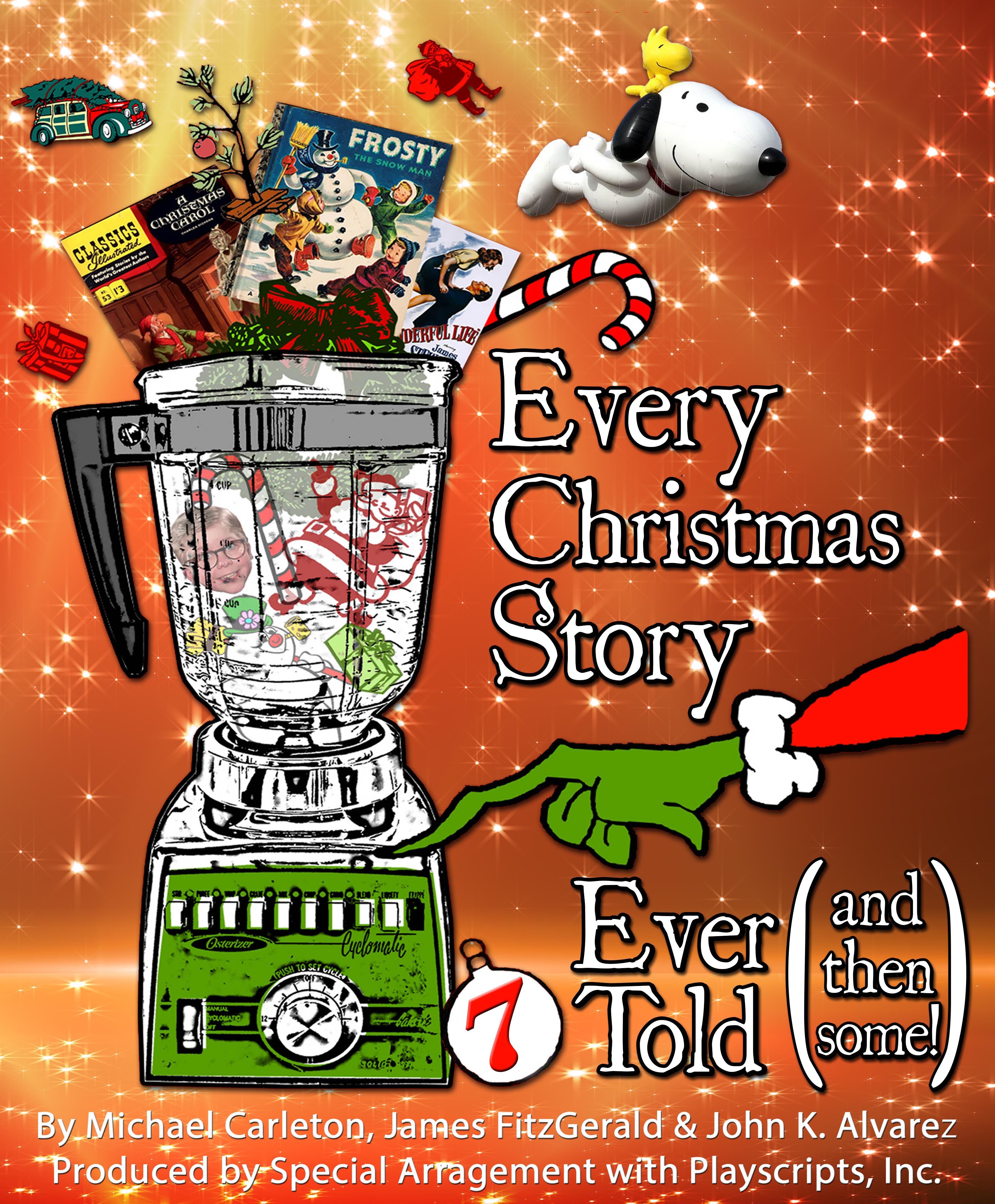 Tickets for Every Christmas Story Ever Told (and then some!) in ...