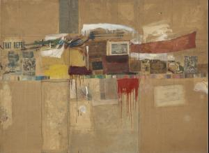 Toast and Tour: Rauschenberg and his Peers