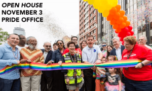 Boston Pride Fall Open House