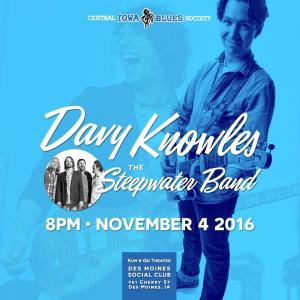 Steepwater Band / Davy Knowles
