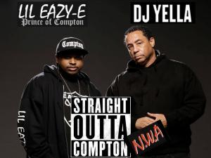 NWA 'STRAIGHT OUTTA COMPTON' ft. DJ YELLA & LIL E