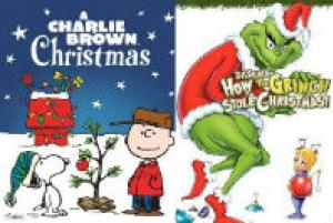 Dbl Feature: Charlie Brown & The Grinch