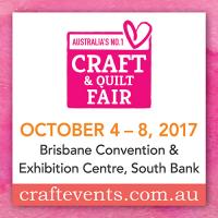 Tickets for Brisbane Craft & Quilt Fair in BRISBANE from Ticketbooth : quilt and craft show brisbane - Adamdwight.com