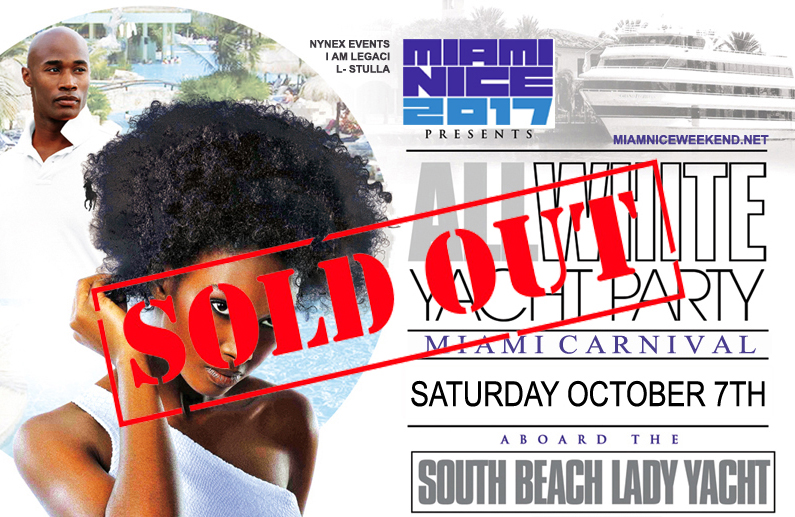 Tickets For Miami Nice 2017 Carnival All White Yacht Party In Miami