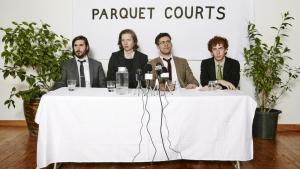 Parquet Courts. Mary Lattimore
