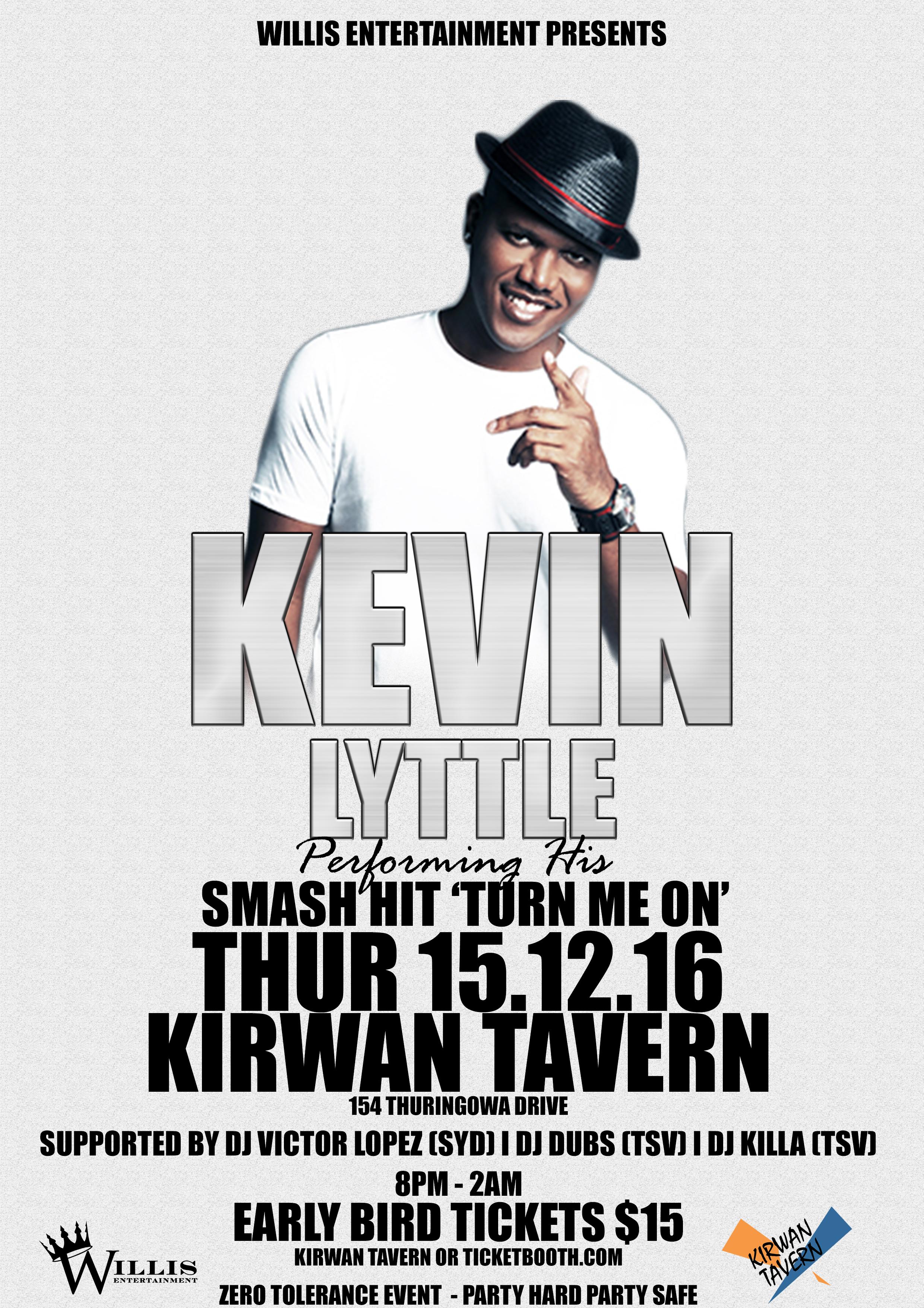 Kevin lyttle turn me on itunes plus