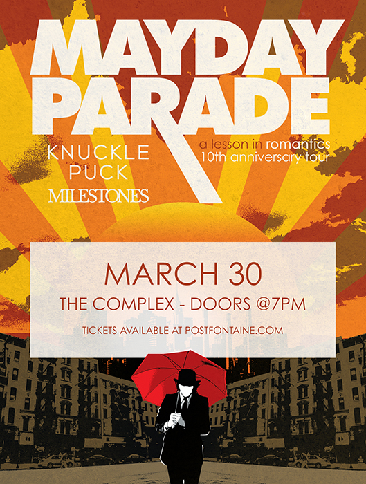 Tickets For Mayday Parade