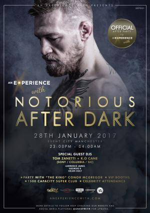 Notorious After Dark, Official Afterparty