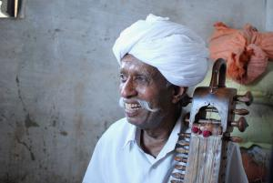 Sufi & Folk Music of Rajasthan, India: Lakha Khan