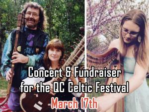 St. Patrick's Day Concert & Fundraiser