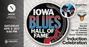 Iowa Blues Hall of Fame Induction Ceremony