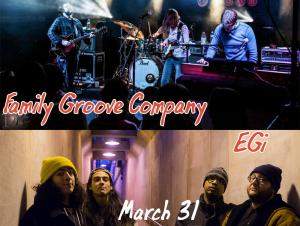 Family Groove Company & EGi (CO-BILL)