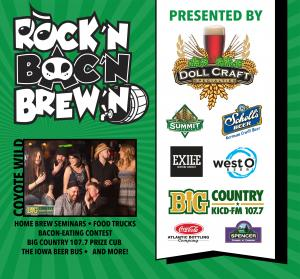 ROCK'N BAC'N BREW'N