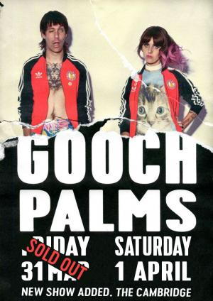GOOCH PALMS SECOND SHOW
