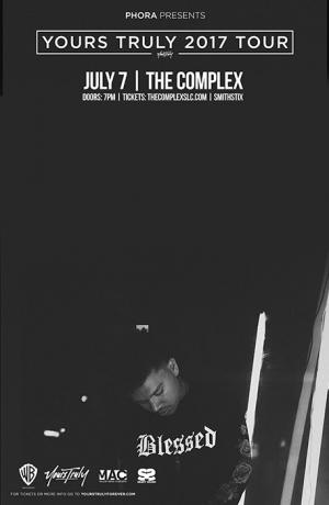 Phora Yours Truly  Tour