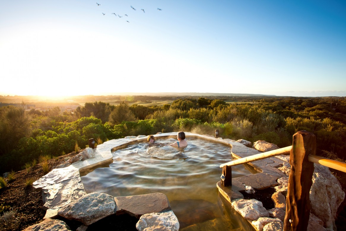 Tickets for Peninsula Hot Springs in Mornington Peninsula from Unilodge