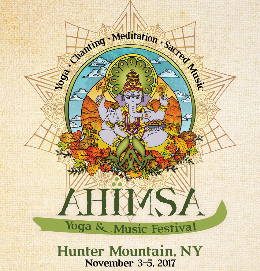 Tickets for Ahimsa Yoga and Music Festival in Hunter from
