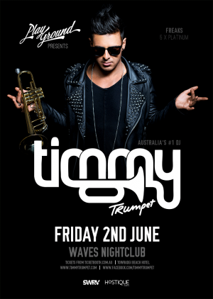 Timmy Trumpet - Satellites World Tour