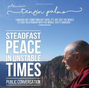 In Conversation with Tenzin Palmo