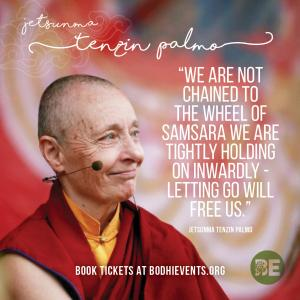 The Wheel of Life - Jetsunma Tenzin Palmo