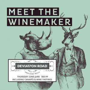 Meet the Winemaker Kate Laurie Deviation Road