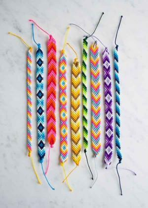 Friendship Bracelets Workshop with Rhonda Scott