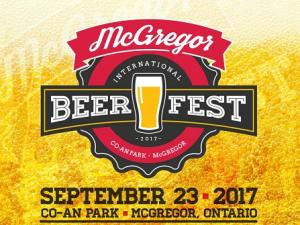 McGregor International Beer Fest