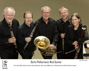 Rennolds Series: Berlin Philharmonic Wind Quintet