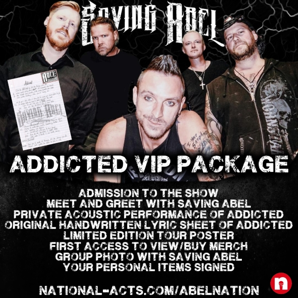 Tickets for saving abel vip denver co in denver from national saving abel vip denver co m4hsunfo Images