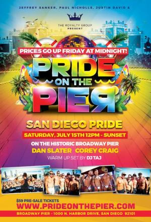 Pride On The Pier 2017