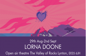 Lorna Doone 30th August 2017