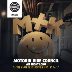 Motorik: Vibe Council All Nite [BYO]