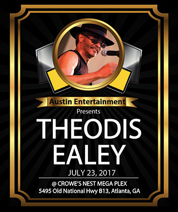 Tickets for Southern Soul Blues Lounge-Theodis Ealey in ...