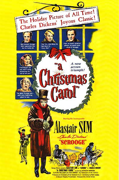 Tickets for A Christmas Carol (1951) in Grapevine from Grapevine ...