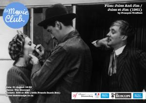 Le Movie Club: Jules and Jim