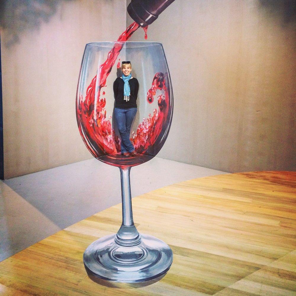 Tickets for artvo 3d interactive spectacular in Unique wine glasses australia