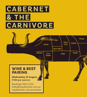 Cabernet & the Carnivore