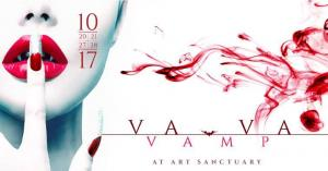 "Art Sanctuary presents ""Va Va Vamp"""