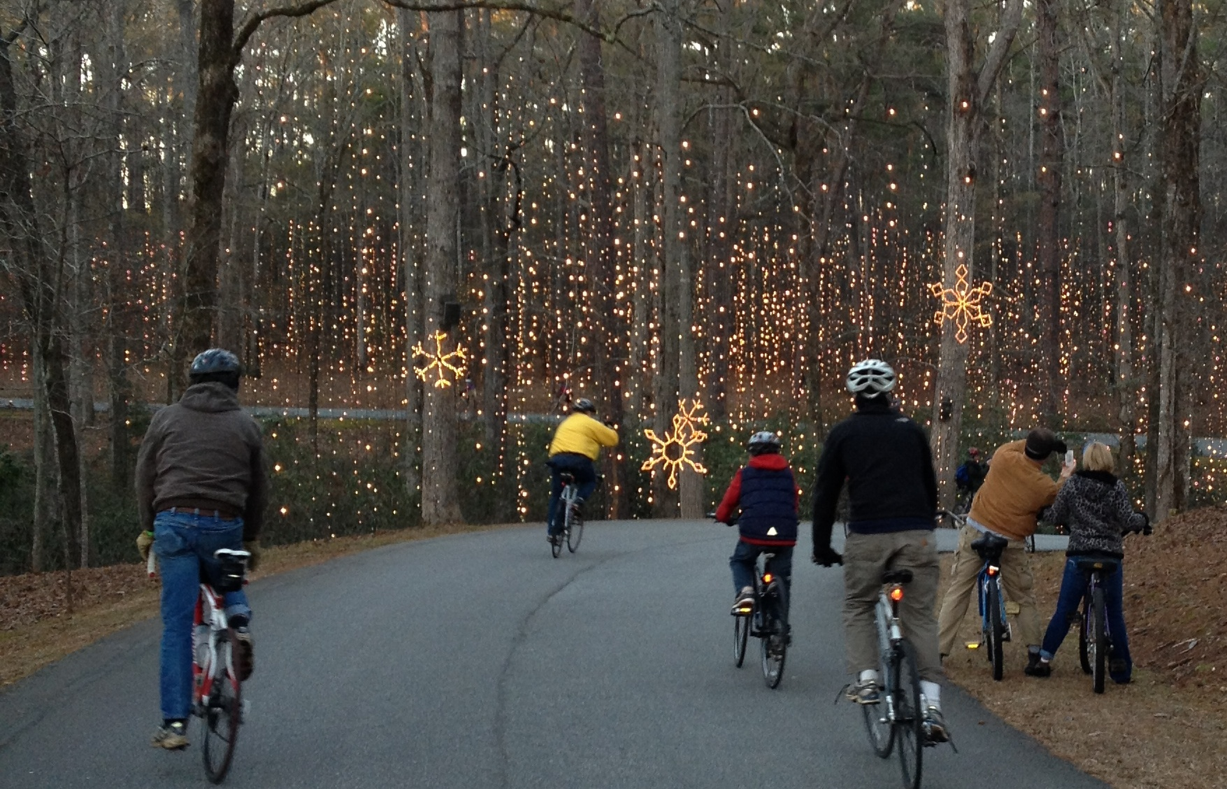 Tickets For Fantasy In Lights Bicycle Night At Callaway Gardens In Pine